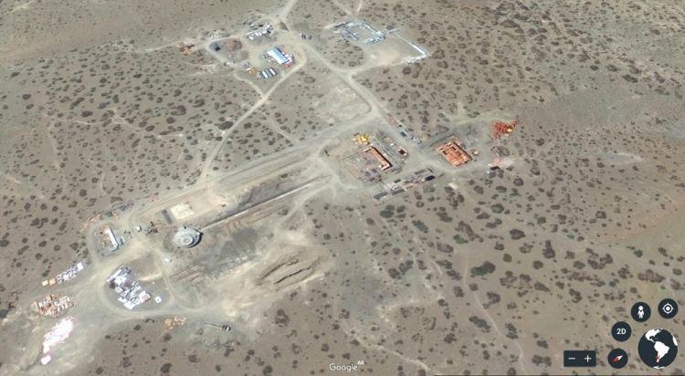 Estação espacial chinesa na Argentina levanta suspeitas sobre uso militar