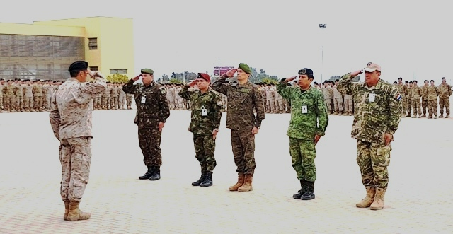 Exército Brasileiro participa do Exercício Conjunto e Combinado de Operações Especiais ESTRELLA AUSTRAL 2018 no Chile
