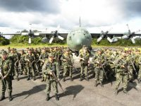 Exército se esforça para vigiar fronteira no extremo norte do Tumucumaque