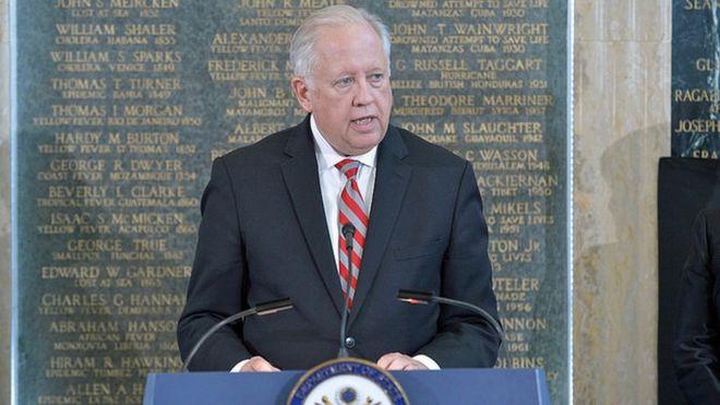 Ex-embaixador dos EUA defende entrada do Brasil na Otan, aliança militar de potências ocidentais