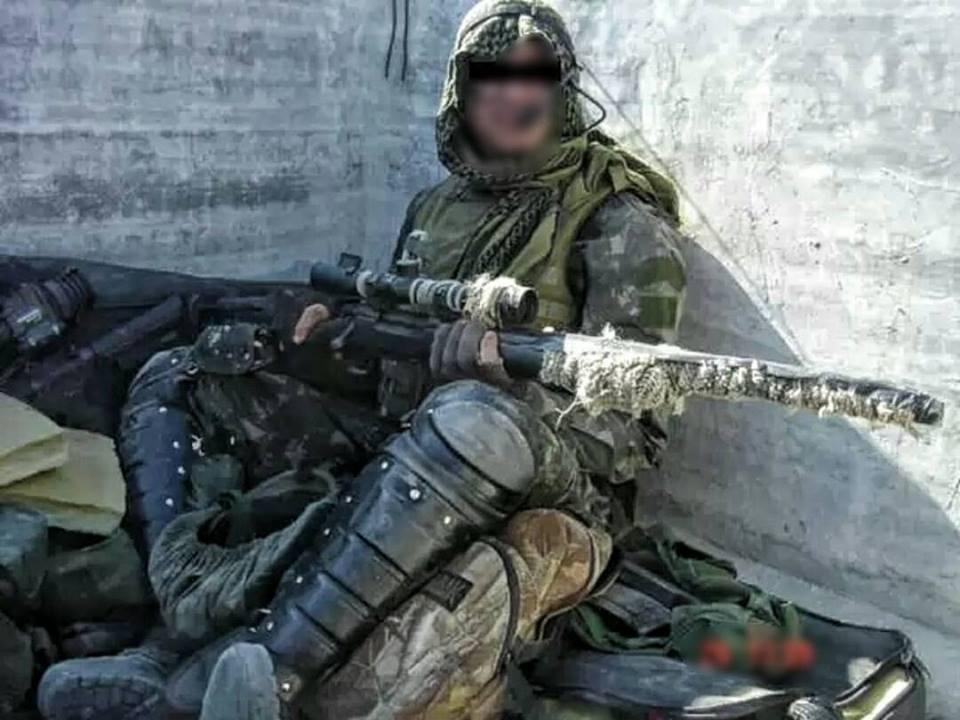 Abatendo o inimigo de fuzil antes que mais inocentes morram