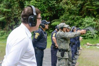 Segurança Pública: Prefeitura de São Bernardo moderniza armamento da Guarda Municipal