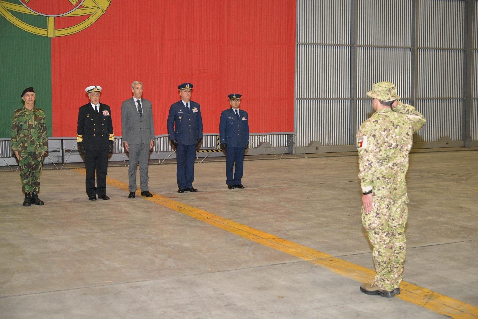 Portugal envia 8ª Força Nacional Destacada (FND) para o Iraque
