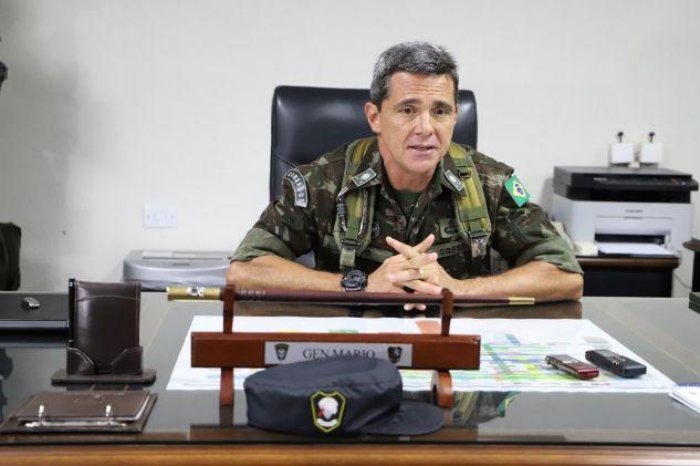 Entrevista com o General de Brigada Mario Fernandes Comandante do Comando de Operações Especiais do Exército Brasileiro