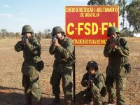 ADSUMUS: Fuzileiros Navais no Planalto Central