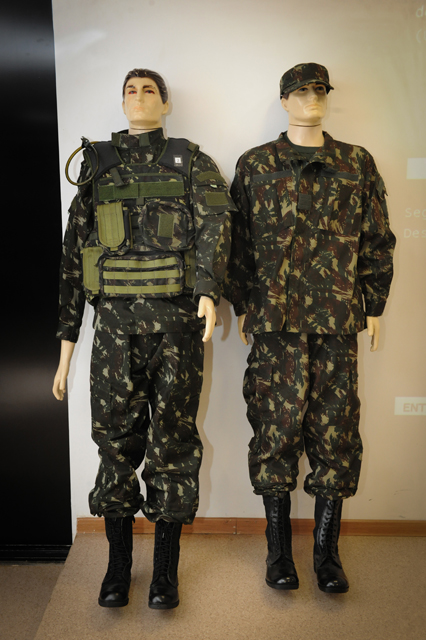 Exército brasileiro lança edital  para aquisição de  protótipos de novos uniformes
