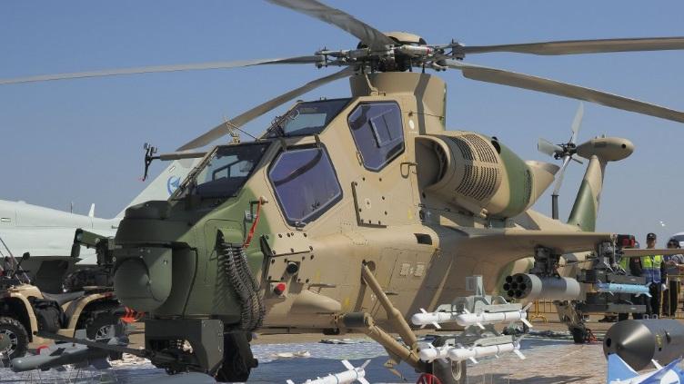Airshow China 2018: Apresentado o novo Helicóptero de ataque Z-10ME  de exportação
