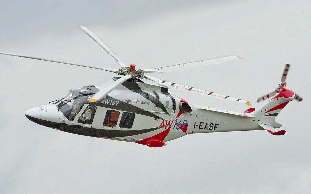 AW169 e AW119 saem na frente na licitação para aquisição de helicópteros no Rio de Janeiro