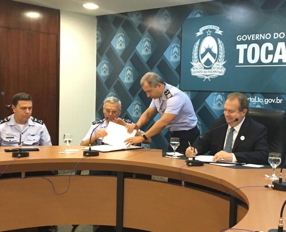 Base da Força Aérea Brasileira deve ser instalada no Tocantins