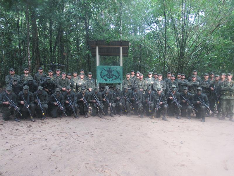 ADSUMUS:  2º Batalhão de Operações Ribeirinhas (2°BtlOpRib) realiza cerimônia de encerramento do Curso Expedito de Operações Ribeirinhas 2018