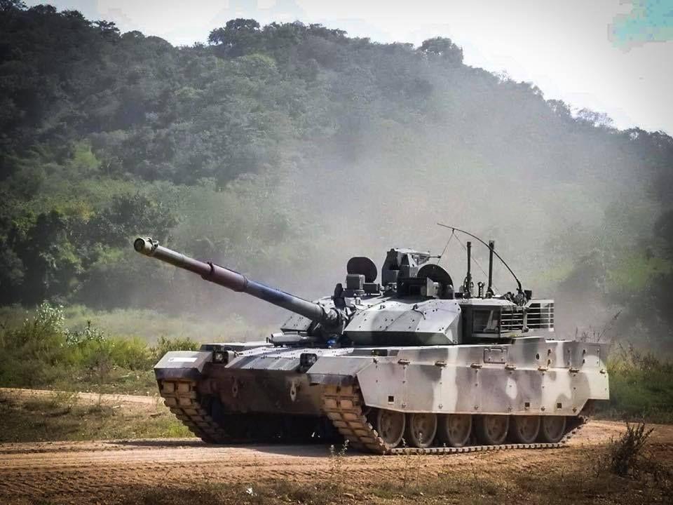 Exército Tailandês negocia novo lote de carros de combate Norinco VT-4