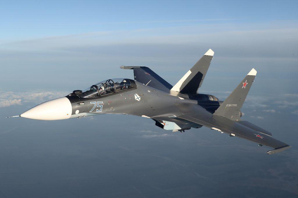 Bielorússia receberá o primeiro lote de Sukhoi Su-30SM esse ano