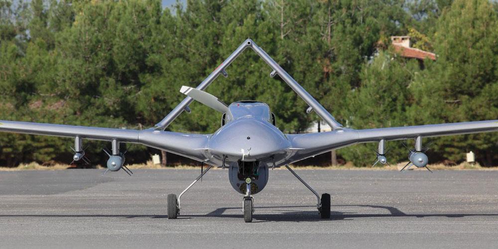 Ucrânia encomenda veículo aéreo de combate não tripulado Bayraktar da Turquia