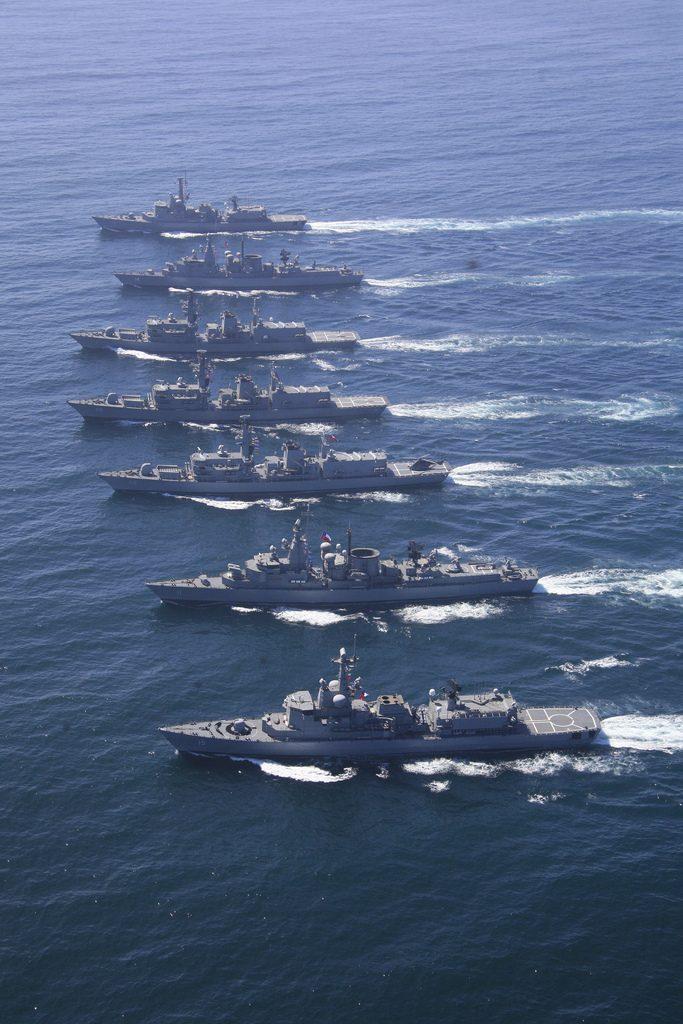 Novas ofertas para a Marinha Chilena