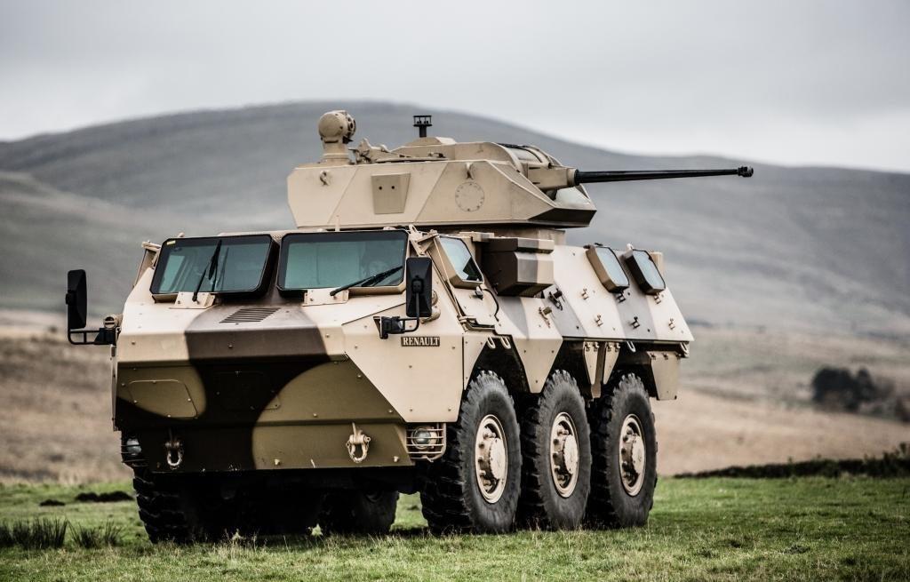 Arábia Saudita  assina acordo para criar   joint venture com a  CMI Defense