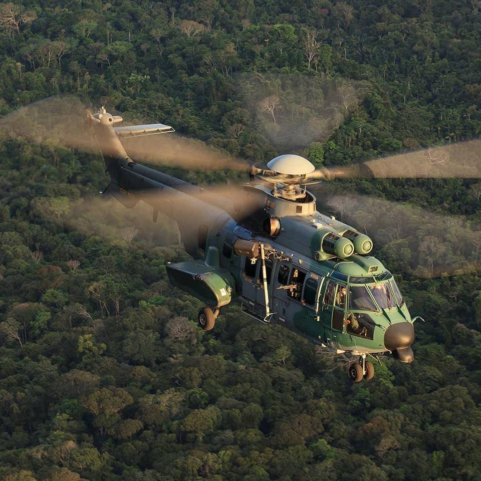 Resgates e aumento da operacionalidade marcam momento da Aviação de Asas Rotativas