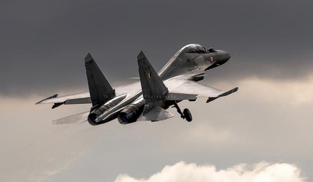 IAF busca encomendar mais 8 SU 30MKI