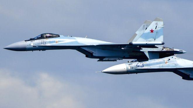 As entregas de aeronaves de combate para as Forças Armadas da Rússia em 2018