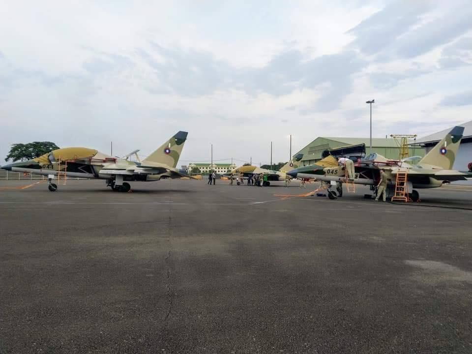 Dez aeronaves Yak-130 serão entregues ao Laos