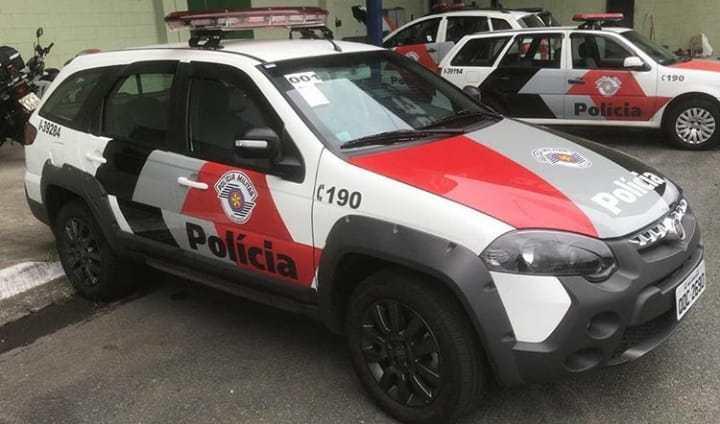Segurança Pública: Polícia Militar de SP recebe primeira viatura blindada