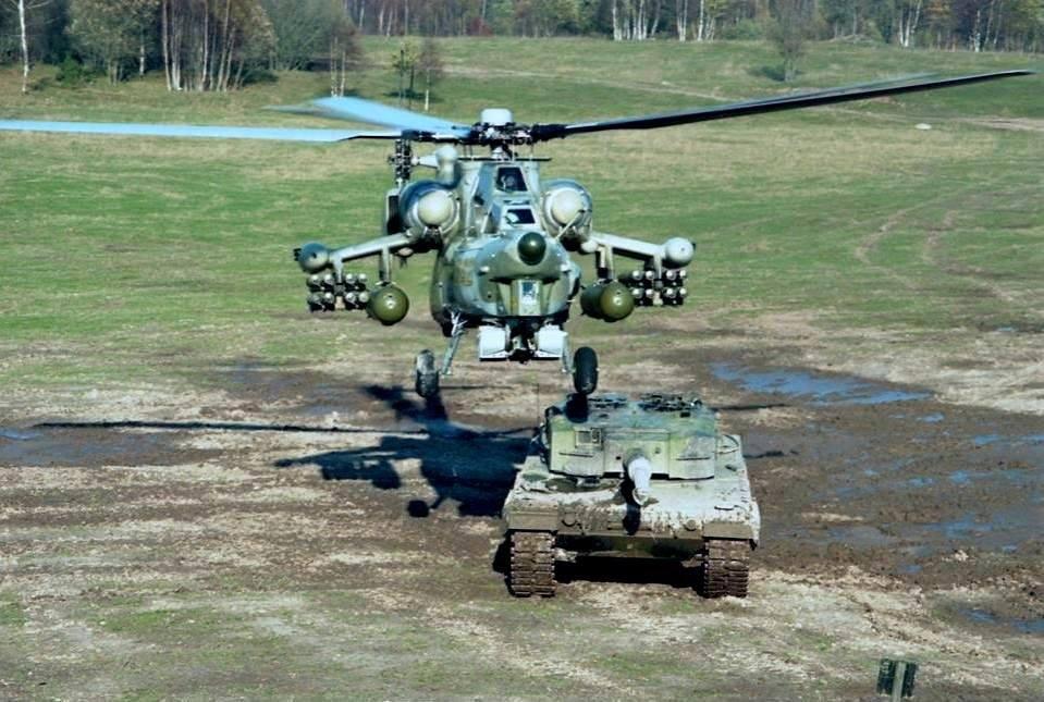 Quando o helicóptero russo Mil Mi-28A Havoc foi avaliado pela Suécia