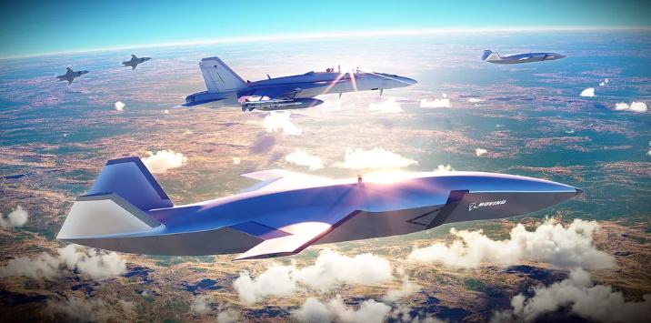 Boeing revela jato de combate não tripulado desenvolvido na Austrália