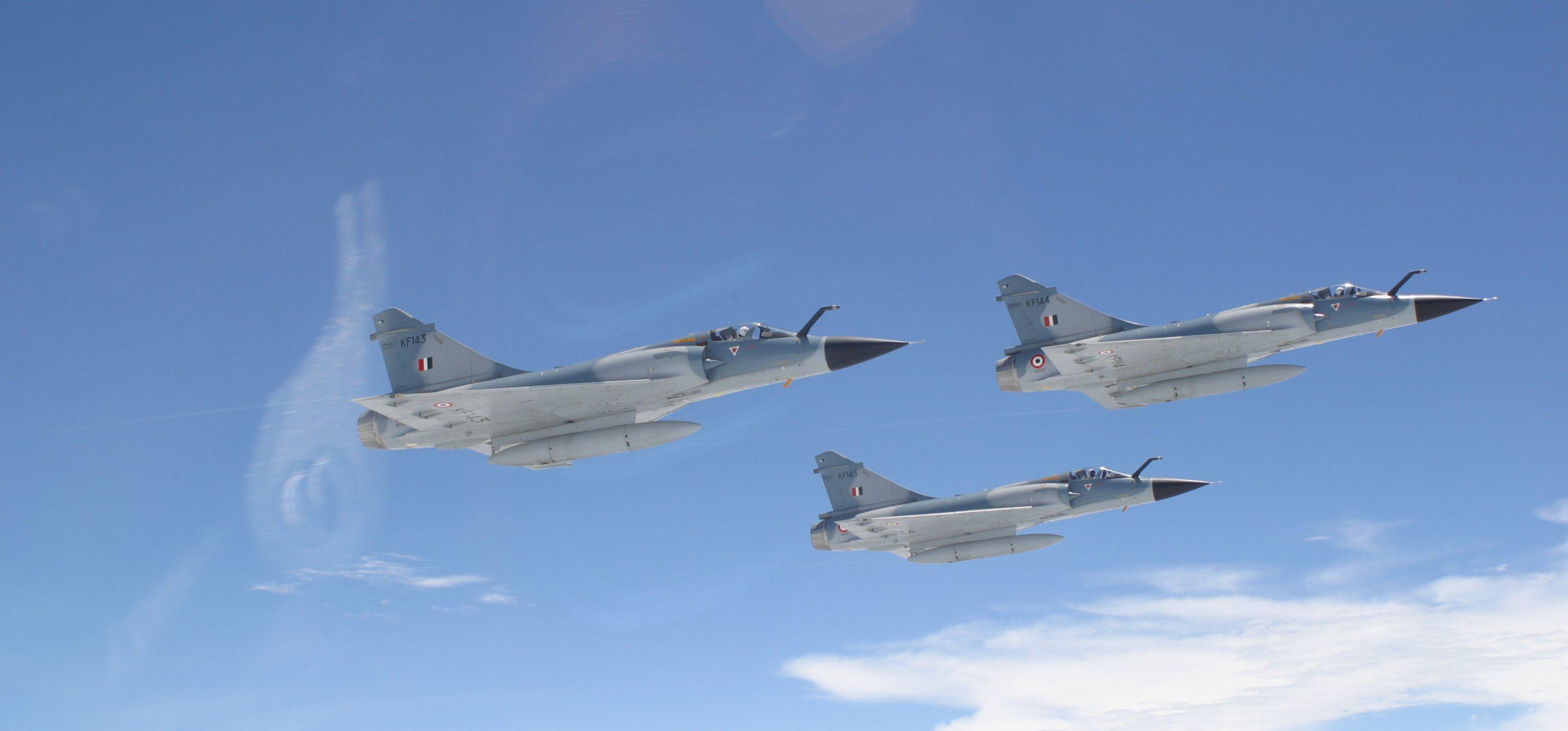 IAF ataca terroristas em território Paquistanês
