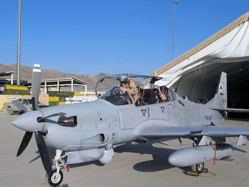 WARFARE: O A-29 Super Tucano conquista seu 14º cliente.
