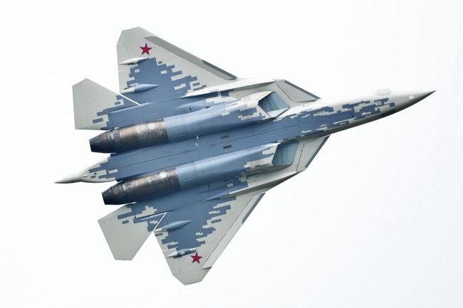 VKS receberá o primeiro caça Su-57 de série em 2019