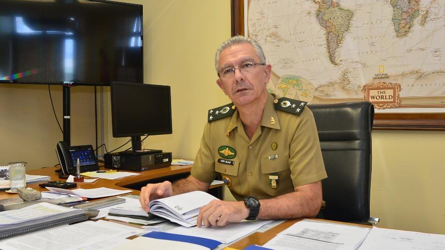 ONU quer Brasil de volta a missões de paz na África, diz general Elias Martins Filho