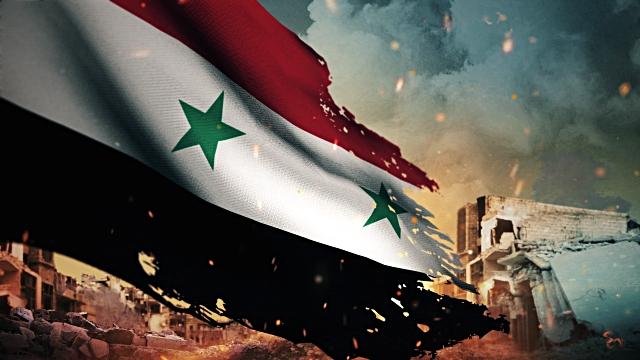 EDITORIAL-Exército Árabe Sírio Parte I -   A primavera das sombras