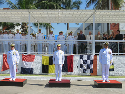 ADSUMUS: Batalhão de Engenharia de Fuzileiros Navais (BtlEngFuzNav) tem novo comandante