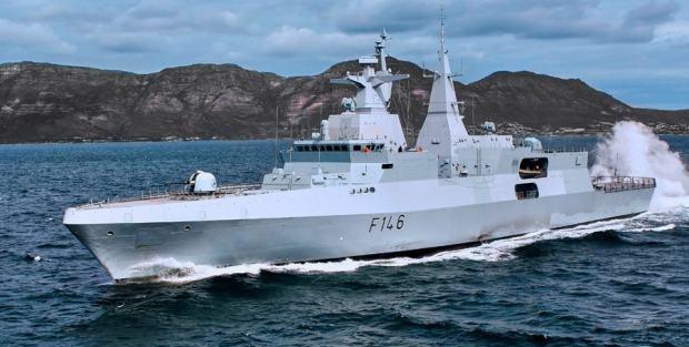 """Consórcio Águas Azuis é selecionado pela Marinha do Brasil como vencedor do projeto """"Classe Tamandaré"""""""