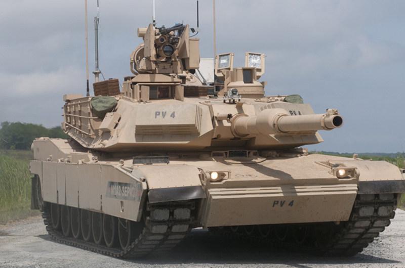 Governo Americano está próximo de vender carros de combate M1A2X Abrams para Taiwan