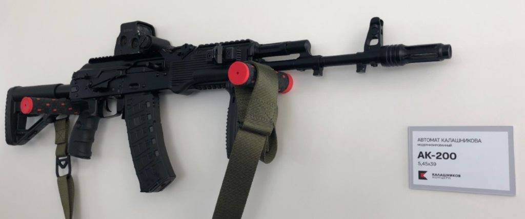 A Índia assina mega contrato para aquisição de 750 mil fuzis de assalto Kalashnikov AK-203