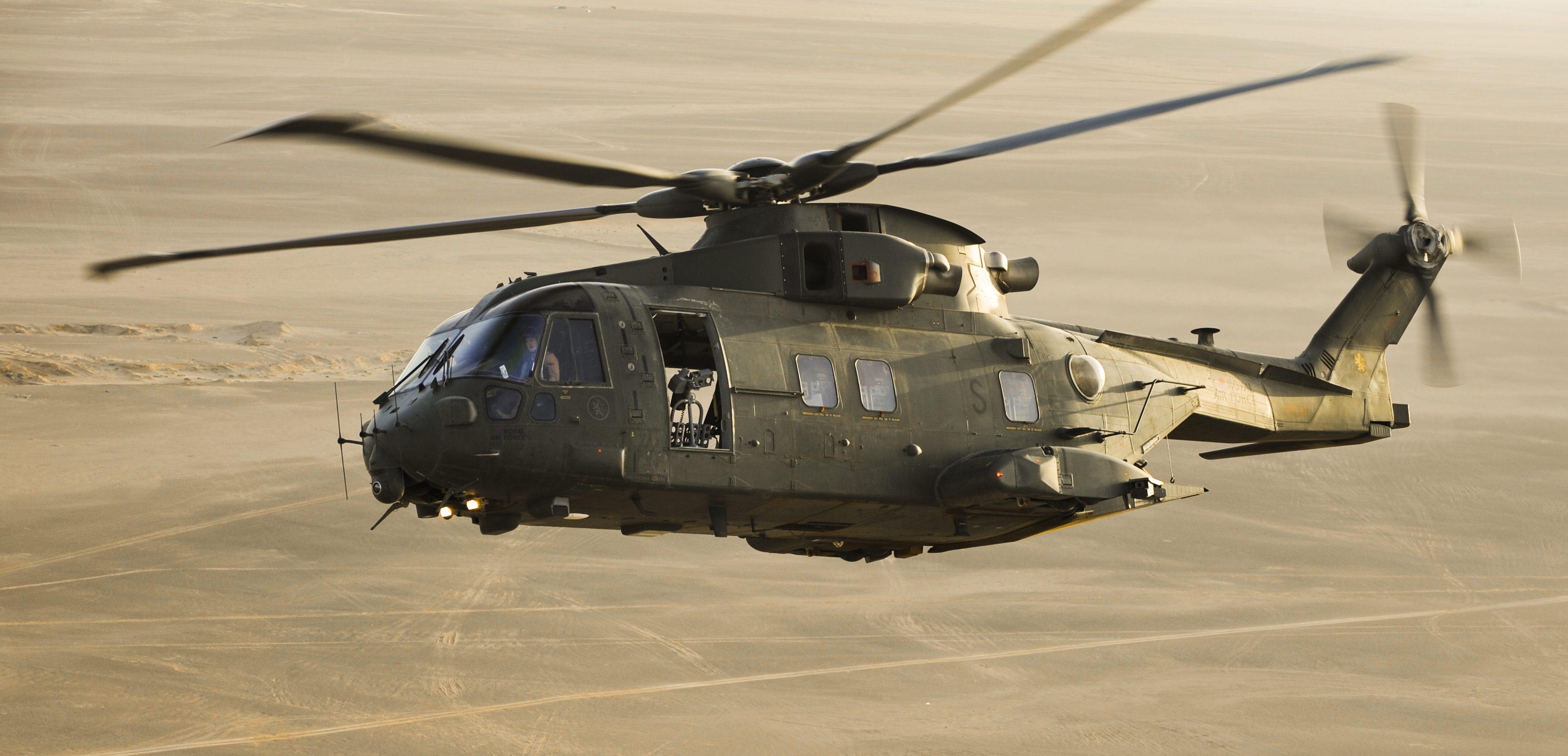 Leonardo estabelece joint venture de produção de helicópteros com a Argélia