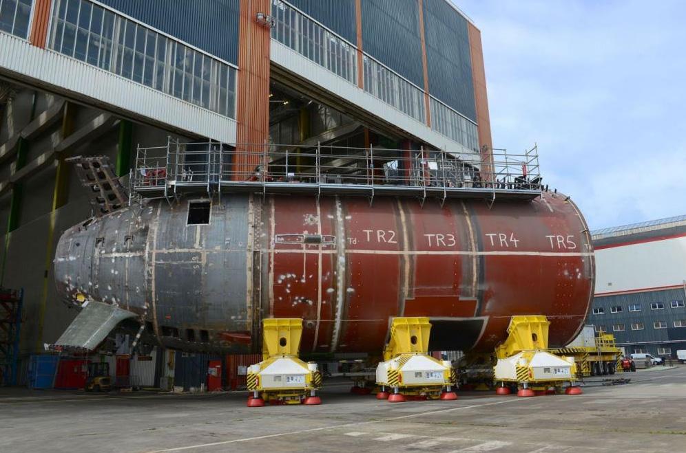 """Plano Brasil/Programa PROSUB da MB/ Análise: """"Soldadores da Itaguaí Construções Navais/PROSUB vão para a Europa trabalhar em submarino nuclear francês"""""""
