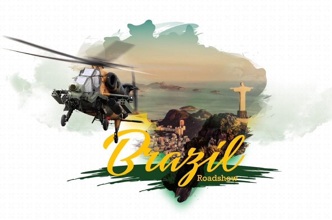 """Plano Brasil/EB/CAvEx/Helicóptero turcoT129 ATAK no Brasil/Análise: """"Demonstração do helicóptero de ataque turco T129 ATAK, derivado do italiano Leonardo A129 Mangusta, causou excelente impressão ao CAvEx"""""""