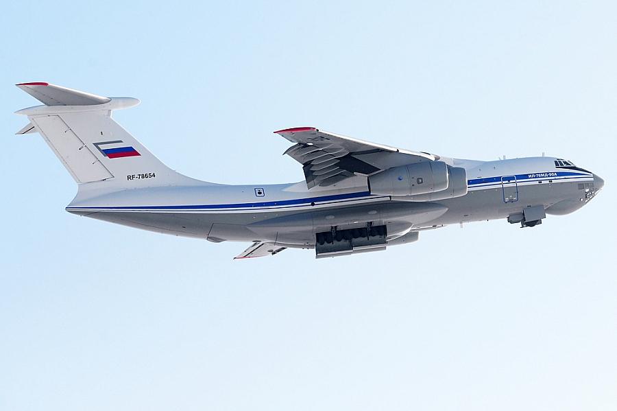 Ministério da defesa russo planeja comprar mais de 100 aeronaves Il-76MD-90A antes de 2030
