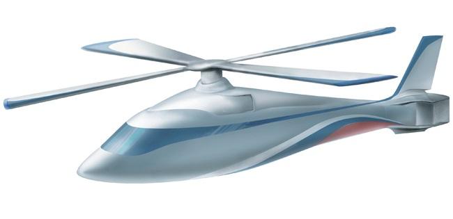 TsAGI  trabalha no desenvolvimento de um helicóptero de transporte de rotor único e de alta velocidade para operações no Ártico