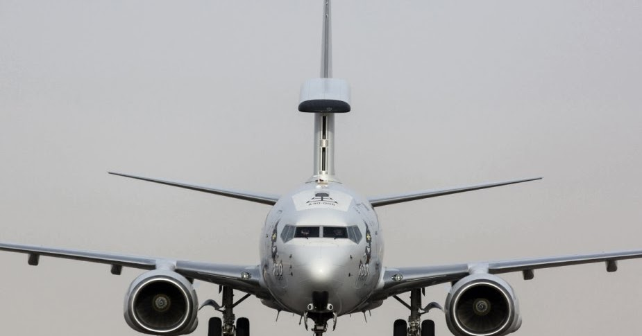 Wedgetail será o novo AWACS da Royal Air Force