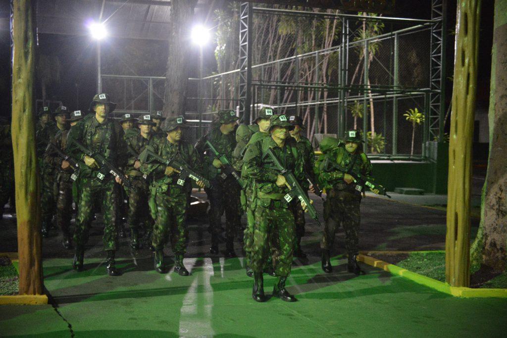 Welcome To The Jungle:  Centro de Instrução de Guerra na Selva (CIGS)  inicia Curso de Planejamento de Operações na Selva 2019