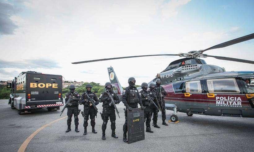 Segurança Pública: Policia Militar de Minas Gerais recebe Helicóptero do Gabinete do Governador para atuação na Segurança Pública e em Desastres Naturais
