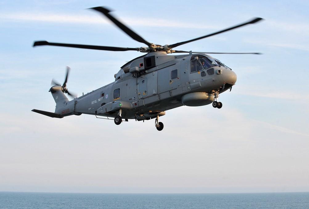 Polônia compra helicópteros AW101