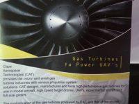 LAAD 2019- Cape Aerespace Technologies trouxe para LAAD as soluções de turbinas a gás para Drones