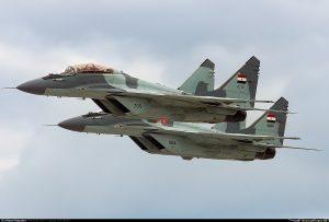 Rússia oferece MiG-29M para o México