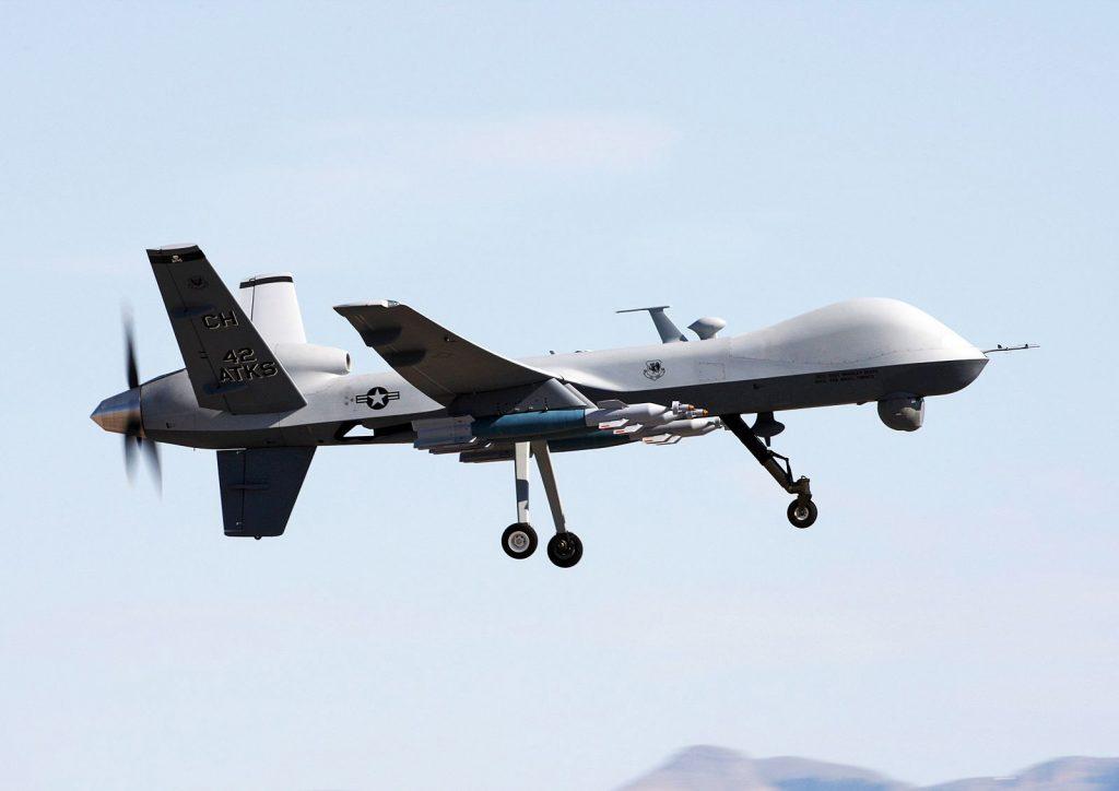 """Grécia assina contrato com a General Atomics para aquisição do  MQ-9 Reaper """"Predator B"""""""