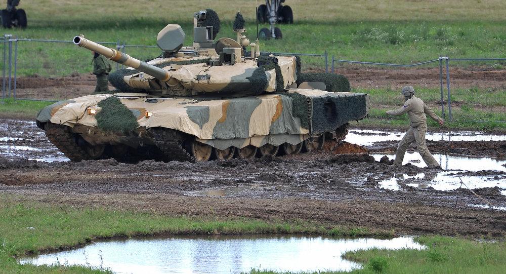 Carros de combate- Rússia emplaca na Índia e no Egito e mantém o protagonismo no mercado mundial