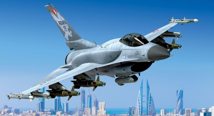 Lockheed Martin inaugura a nova linha de produção para os caças F 16 Block 70