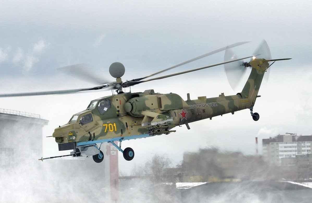 VKS receberá 100 novos helicópteros Milmi 28 NM até 2027
